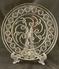 SIGNED 2002 WATERFORD SOCIETY CELTIC SPIRAL KNOT LUNCHEON DESSERT ACCENT PLATE
