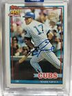 2021 Topps Archives Signature Series Retired Player Edition Baseball Cards 19