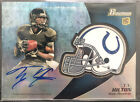 2012 Bowman Football Chrome Refractor Rookie Autographs Guide 62