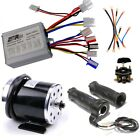24V 500W Electric Brushed Motor Speed Controller Reverse Moped Scooter ATV Razor