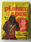 1975 TOPPS PLANET OF THE APES UNOPENED WAX PACK