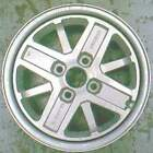 Mitsubishi Starion Polished 15 inch OEM Wheel 1984 to 1985