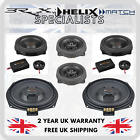 Match by Audiotec Fischer Stage 2 Speaker Upgrade Package for BMW 3 series F30