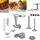 Meat Grinder Food Attachment For Kitchenaid Stand Mixer Kitchen Aid Accessories