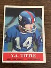 1964 Philadelphia Football Cards 11