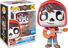 Funko Pop Disney Coco Miguel with Guitar #741 Wondercon Shared MINT w Protector
