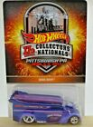 Hot Wheels 17th Annual Pittsburgh Collectors Nationals Purple Drag Dairy 1253