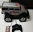 NIKKO HUMMER H2 RADIO CONTROLLED CAR WITH REMOTE CONTROL