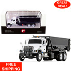 Mack Granite Roll Off Container Dump Truck White 1 87 Diecast Model First Gear