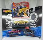 HOT WHEELS 55 gasser lot 50th favorites and selection series Wheel error