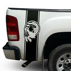 Native American Indian Eagle Truck Bed Vinyl Decal Rear Sticker fits most Trucks