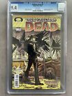 The Walking Dead #1 CGC 9.4 Black Letters White Pages