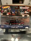 Hot Wheels Team Transport 69 Nissan Skyline Van Carry On Car Culture 3