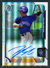 2015 Bowman Draft Baseball Cards - Review Added 4