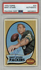 Bart Starr Football Cards, Rookie Card and Autograph Memorabilia Guide 49