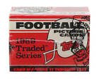 1989 Topps Traded Football Set BBCE Wrapped FASC (From A Sealed Case) Sanders RC