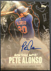 2020 Topps X Pete Alonso Baseball Cards 24
