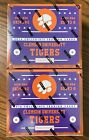 2016 Panini Clemson Tigers University Collegiate Factory Sealed Hobby Box x1
