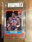 Patrick Ewing Rookie Card 1986-1987 Topps BGS 7.5