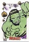2015 Rittenhouse Avengers: Silver Age Trading Cards 20