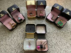 Lot Of 8 Juicy Couture Charms Hard To Find excellent Condition A