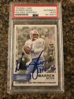 Warren Moon Cards, Rookie Cards and Autographed Memorabilia Guide 24