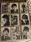 1964 Topps Beatles Black and White 1st Series Trading Cards 10