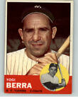Celebrate the Life of Yogi Berra with His Top Baseball Cards 30