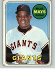 Vintage Willie Mays Baseball Card Timeline: 1951-1974 99