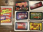 2013 Topps Wacky Packages Halloween Postcards 2