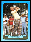 Jack Nicklaus Cards and Autograph Memorabilia Guide 15