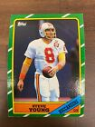 Steve Young Football Cards: Rookie Cards Checklist and Buying Guide 7