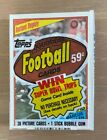 Visual History to Topps Vintage Football Wrappers: 1950 -1980 43