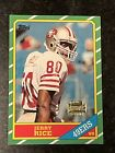 Jerry Rice Rookie Card and Autograph Memorabilia Guide 14