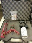 FLANGE WIZARD PIPE MAGICIAN KIT TOOL CASE 8905 NEW FREE PRIORITY SHIPPING