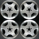 Mercedes Benz CL Class Machined 18 OEM Wheel Set 2002 to 2004
