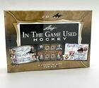 2020-21 Leaf In the Game Used Hockey Box (Sealed)