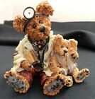 Cute Boyds Bears Dr. Harrison Griz MD PHD BUD figurine Mint in box
