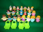 Fisher Price Little People Fairy Tales Mixed lot of 22 Snow White  more