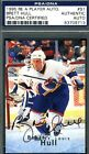Brett Hull Cards, Rookie Cards and Autographed Memorabilia Guide 42