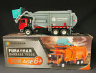GARBAGE TRUCK TOY 143 SCALE METAL DIECAST unsealed but new