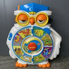 See n Say Owl Whoo Says Mattel 1996 2 Page Animals  Neighborhood Friends tested