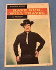 1958 Topps TV Westerns Trading Cards 19