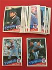 Kirby Puckett Cards, Rookie Card and Autographed Memorabilia Guide 22