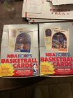 1989-90 NBA HOOPS Basketball Series 2 Wax Box (36 packs) from sealed Case