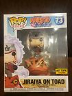 Funko Pop! Rides Naruto Shippuden Jiraiya on Toad #73 Hot Topic Exclusive NEW