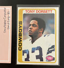 Top Dallas Cowboys Rookie Cards of All-Time 42