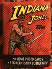 1984 Topps Indiana Jones and the Temple of Doom Trading Cards 23