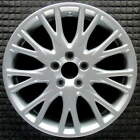 Volvo S60 All Silver 17 inch OEM Wheel 2006 to 2009
