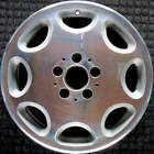 Mercedes Benz 300SD Polished 16 inch OEM Wheel 1992 to 1994